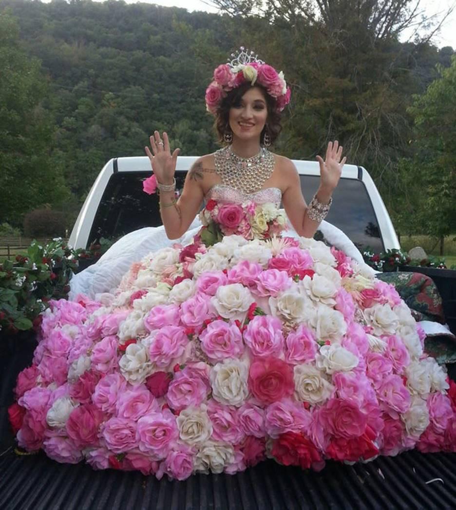 Outrageous Gypsy Wedding Dresses | Wedding